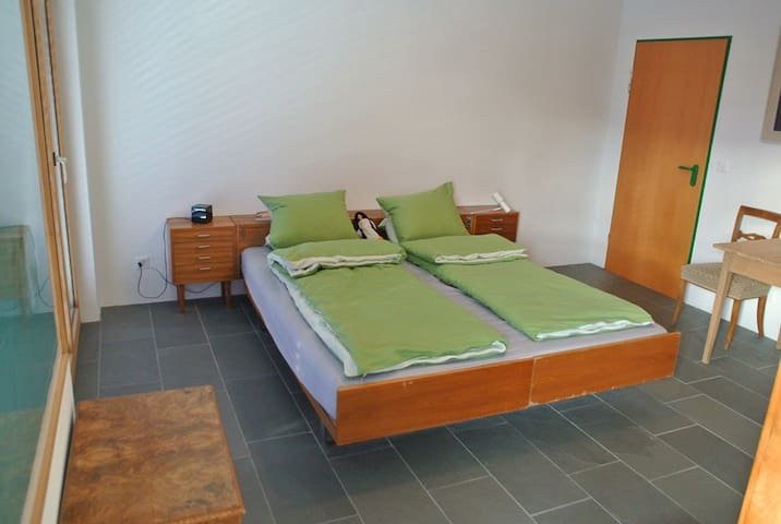 Ferienwohnung Principala 5 Zeller Andiast, (Andiast), 59001B, Apartment with Shower/Bath/Toilet, for max. 10 People