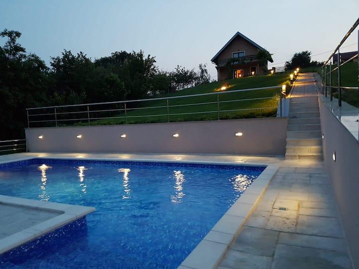 """Vacation house """"Madera"""""""