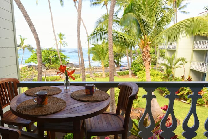 Hale Malia- Oceanviews on your private lanai