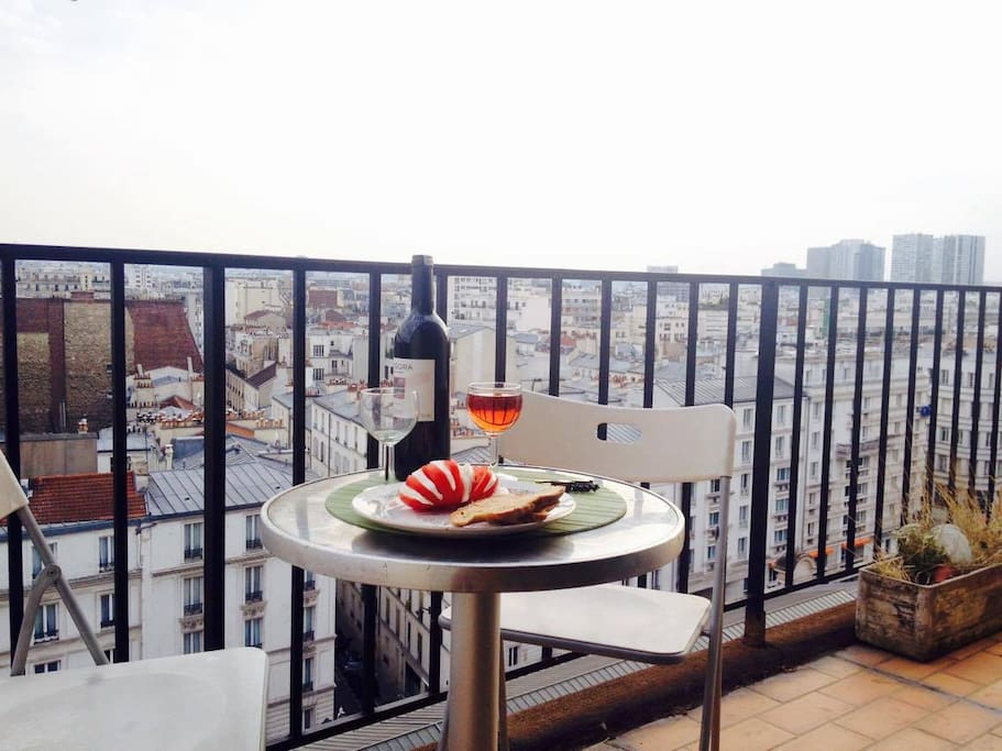 Chambre c t de la tour eiffel appartements louer paris le de france france - Chambre a louer ile de france ...