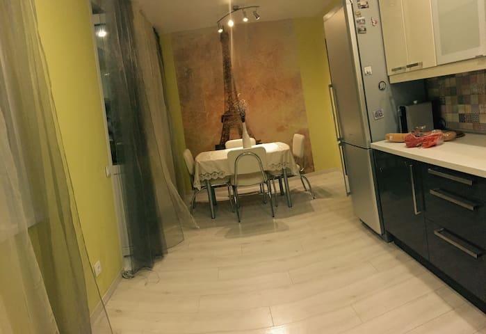 Уютная квартира. - Тольятти - Apartment