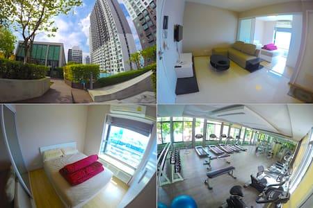 Cozy Comfy near Everything :) - Bangkok