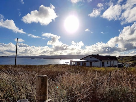 Isle of Harris Self catering apartment Sleeps 4
