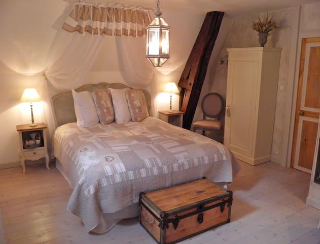 Suite Lune à l'Ange est rêveur - Langeais - Bed & Breakfast