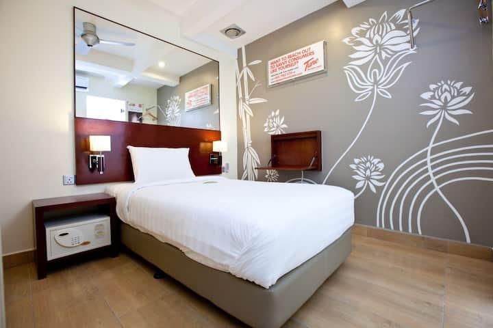 Tune Hotel Georgetown, Penang - Single Room
