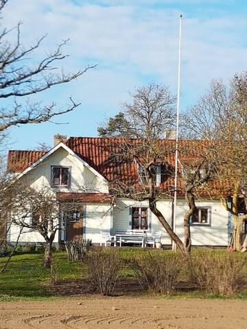 Lantligt boende på mellersta Gotland, DR, rum nr 3