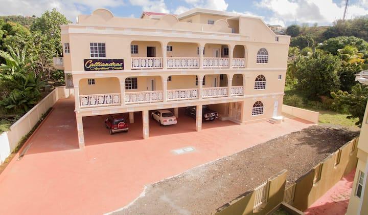 Calliandras Double room apartment with balcony