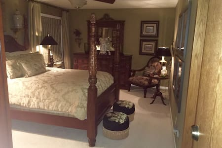 Private Master Suite in Woodbury - 一軒家