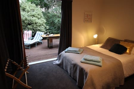 Beautiful room with a warm 'Kapiti coast' welcome - Otaki - 獨棟