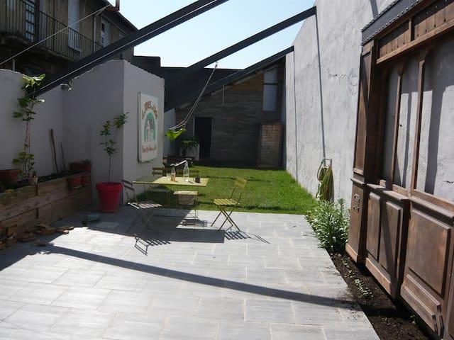 Chambre dans Maison atypique - Villeurbanne - Casa