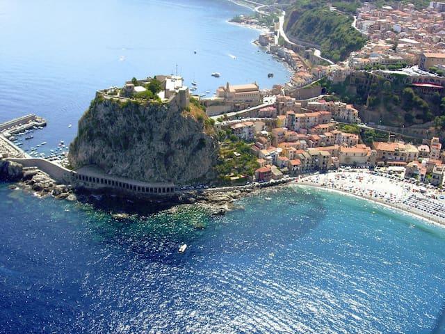 Casa vacanze marina grande di Scilla - Scilla - Apartamento