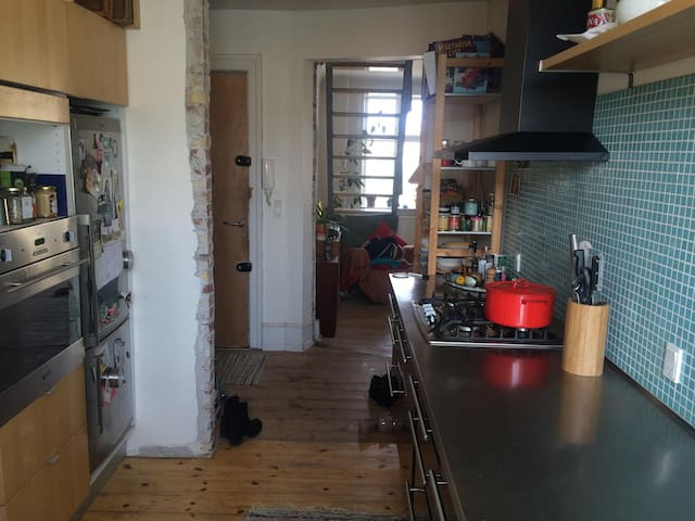 Private room and charming flat in the heart of CPH