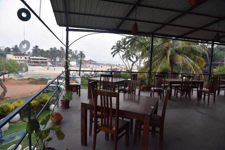 Boutique Room at Guest House Near Baga Beach