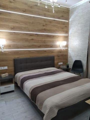Подобова оренда сучасної квартири в центрі Луцька