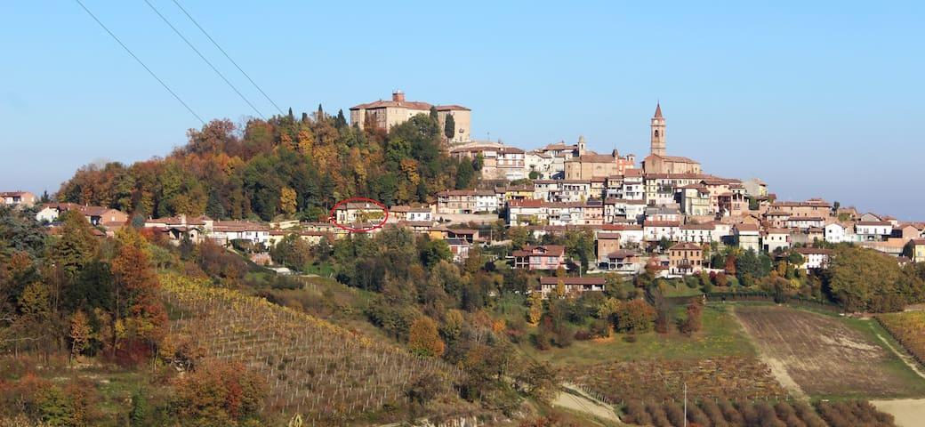 Dimora al Castello - Govone Alba - Govone - Lägenhet