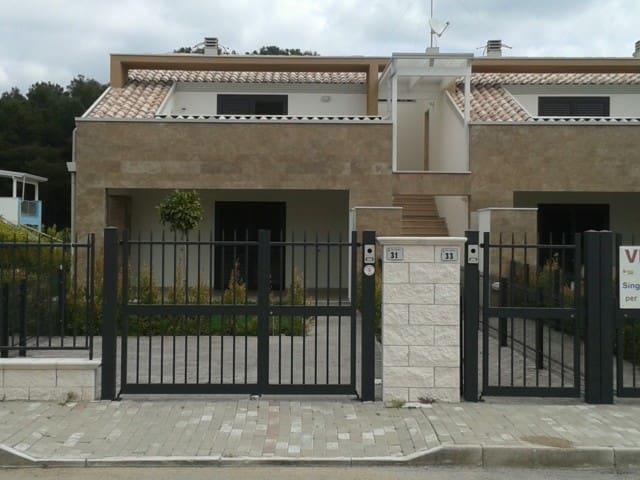 villa iris, nuovissima, zona mare, full confort. - Policoro - Villa