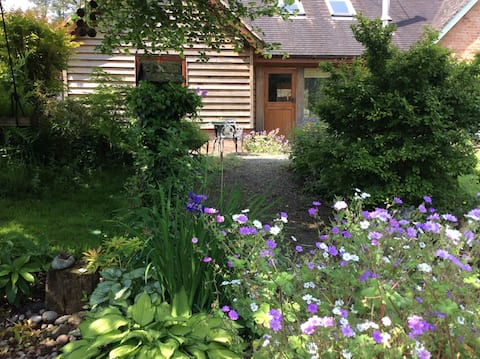 Cottage in beautiful location in South Shropshire