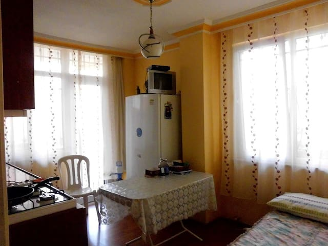 Квартира 1+1 в пляжном районе Анталии - Antalya - Apartment