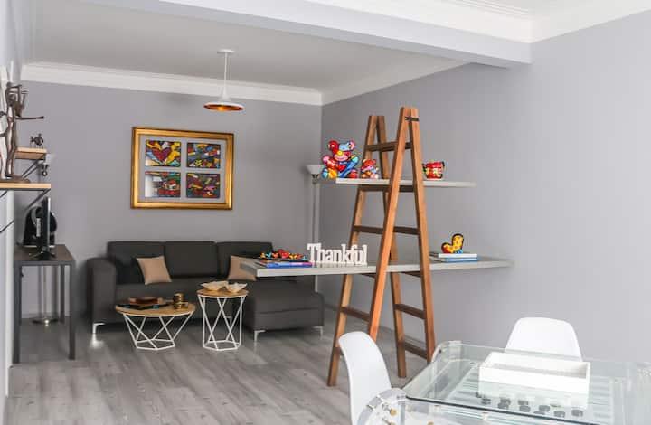 Modern / Comfort Britto Apartment in Colonia Roma