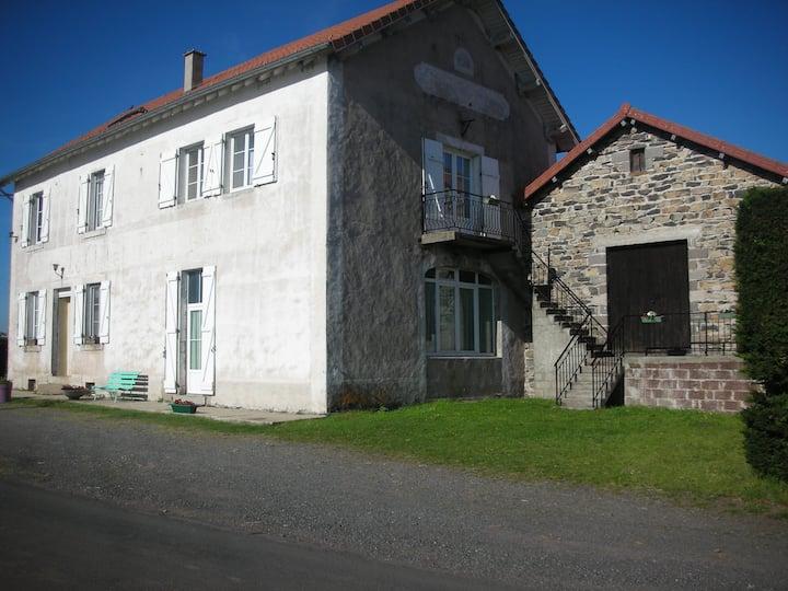 Appartement en plein cœur du velay