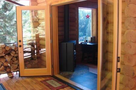 Log Cabin on Paradise ~ Cowichan - Cowichan Bay - Cabin