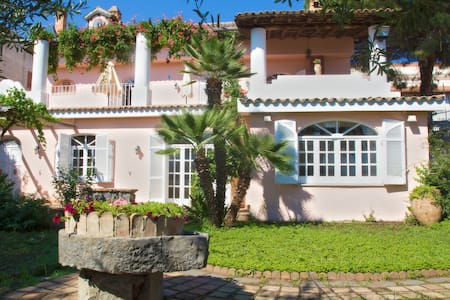 Luxury villa with garden - Giardini Naxos