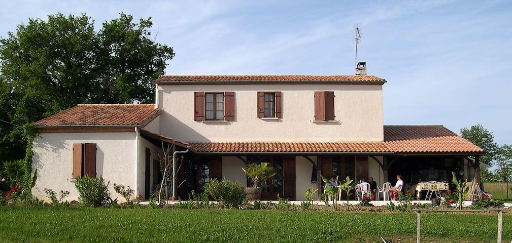 Villa La Banette en Périgord - Bournel - Dům