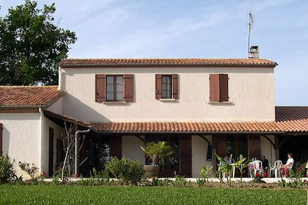 Villa La Banette en Périgord - Bournel - Huis
