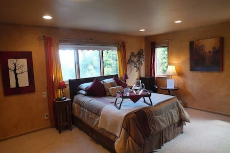 Sunrise in Seattle Master Suite - Seattle - Talo