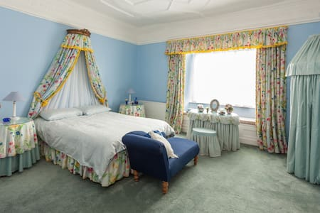 The Blue Room at Park Farm House - Cannington - Penzion (B&B)