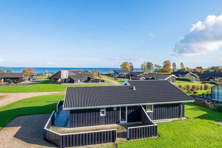 Splendid Holiday Home in Sjølund with Sauna