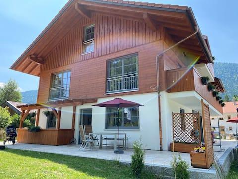 Moderne Ferienwohnung Nähe Walchensee