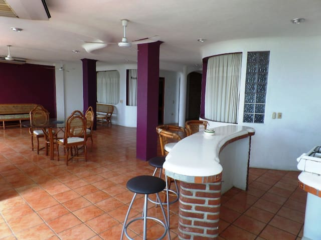 Gorgeous Ocean View | 2Bedroom Cascada Condo - La Cruz de Huanacaxtle - Apartment