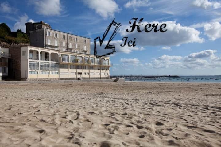 """""""Vue mer panoramique"""" Saint-Cast"""
