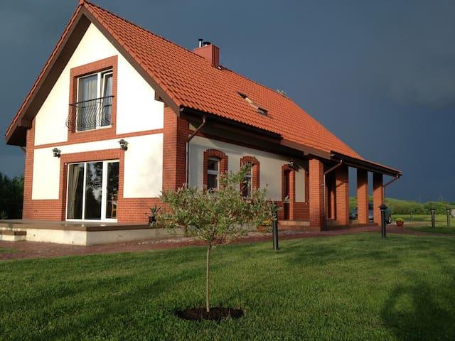 German style house with sauna - Klaipėdos rajonas - Дом