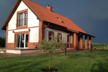 German style house with sauna - Klaipėdos rajonas - Casa