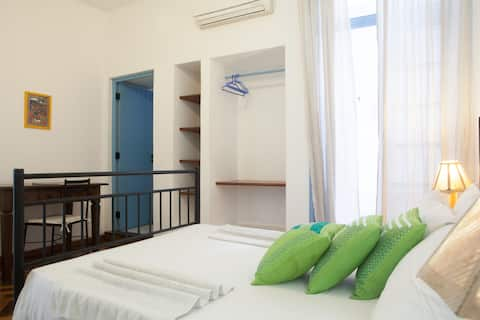B&B in the Historic Center - Room for 3