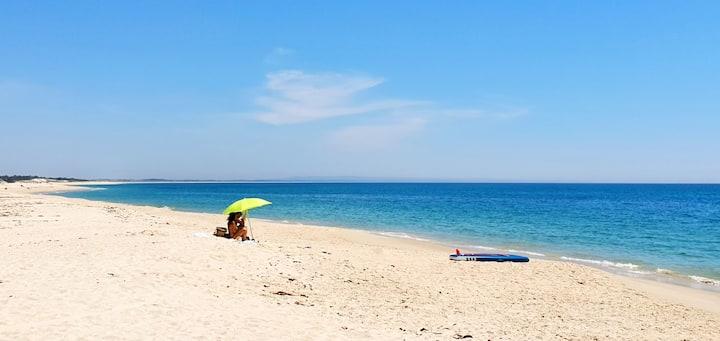 Suite T1 Premium Sea View Aqualuz TroiaRio 4****