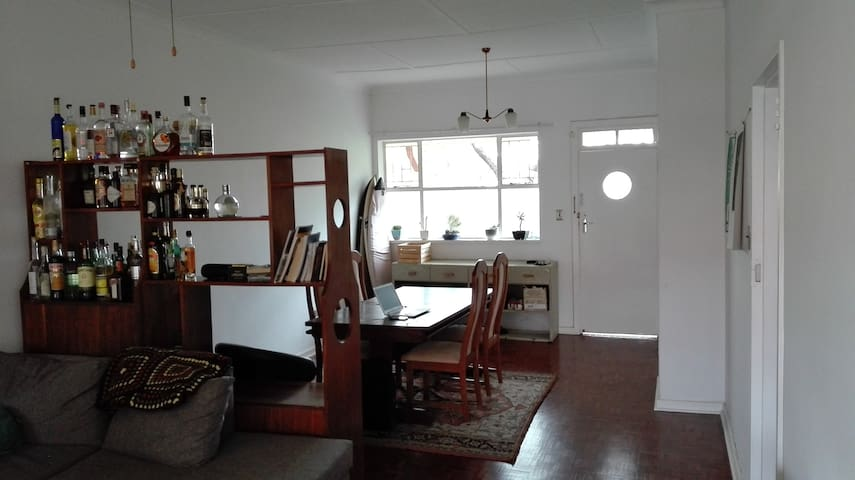 Perfectly situated and beautiful space in Rosebank