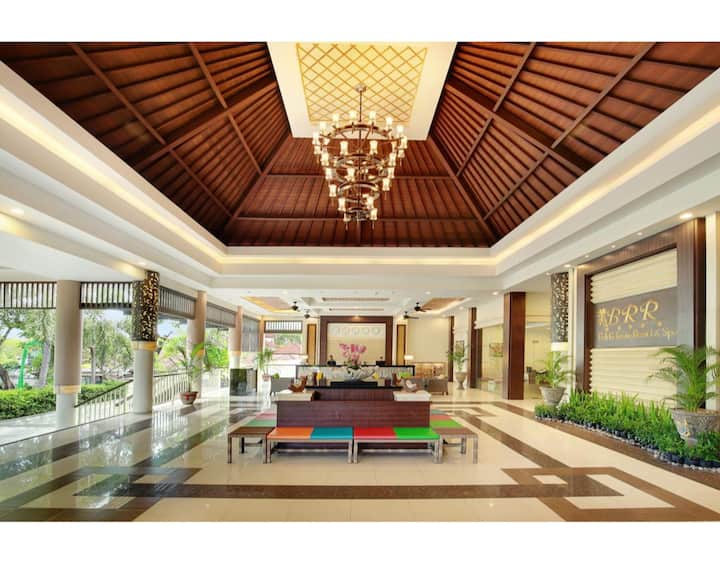 Magnificent Double Or Twin Standard At Nusa Dua-Tanjung Benoa