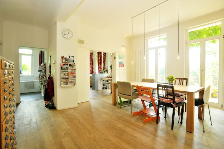 Dream apartment: Neckarview - Estugarda - Apartamento