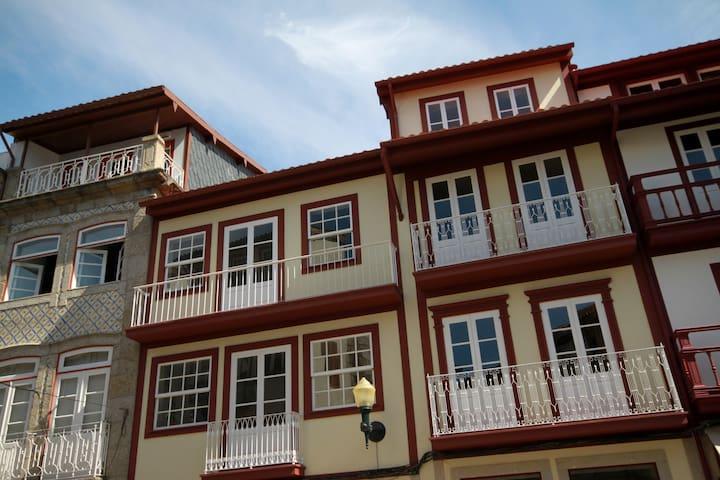 Casa da Maria I, Guimarães centro