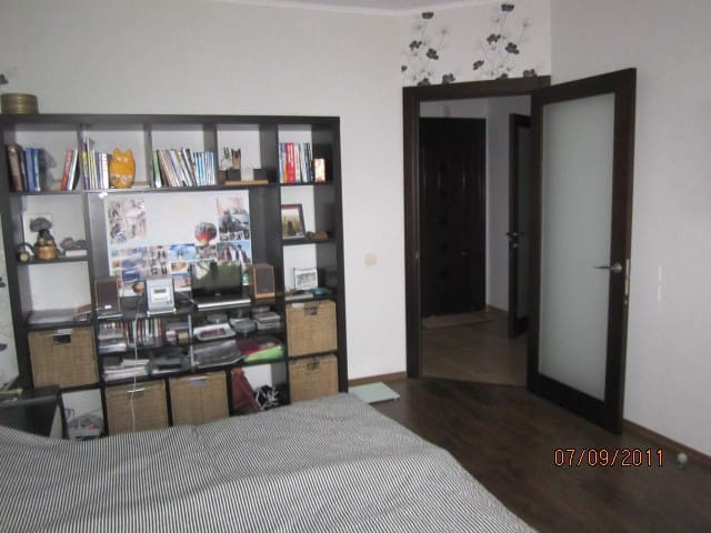 new flat in a green district, kiev - Kotsyubyns'ke - Wohnung