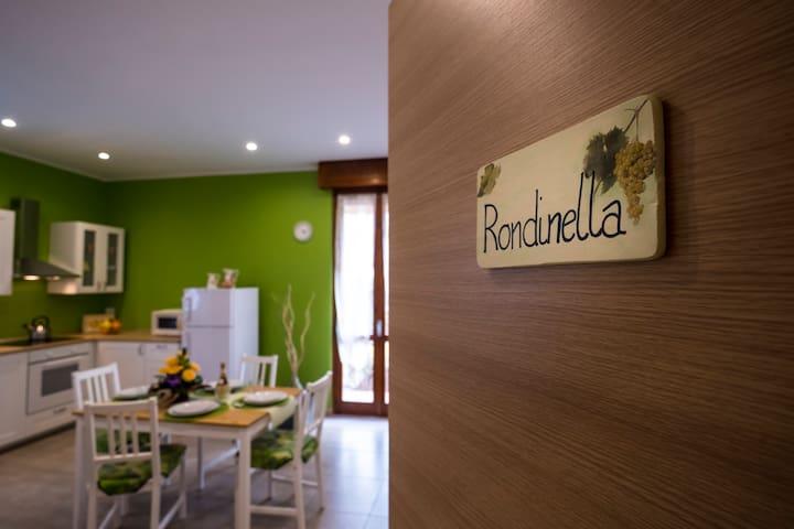 Al Vigneto Verona - RONDINELLA