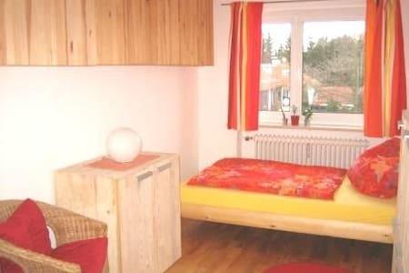 cozy bright room - Vaterstetten - Lakás
