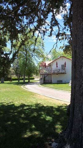 NAN Ranch Deck View Chauffeur's Quarters