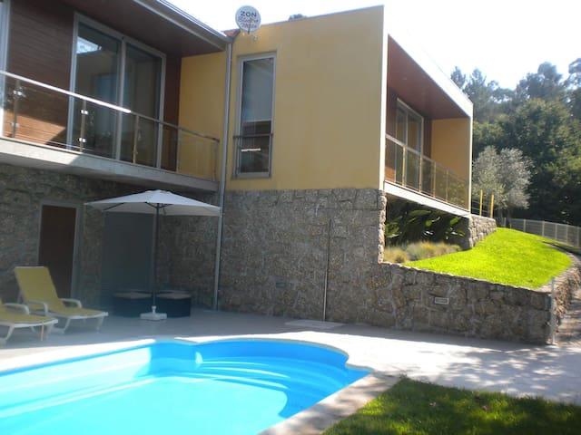 Casa de campo do Ermal, natureza eterna disponível - Braga - Villa