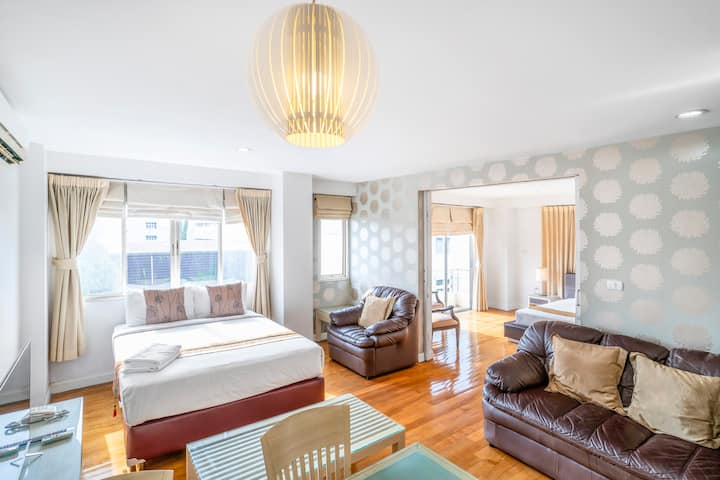 305★Nara Suite Residence Bangkok★会说中文