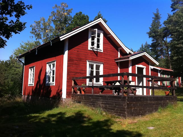 Stockholm Artichipelago, nice little cottage