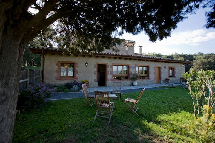 Casa rural amb encant - Taradell - Dom